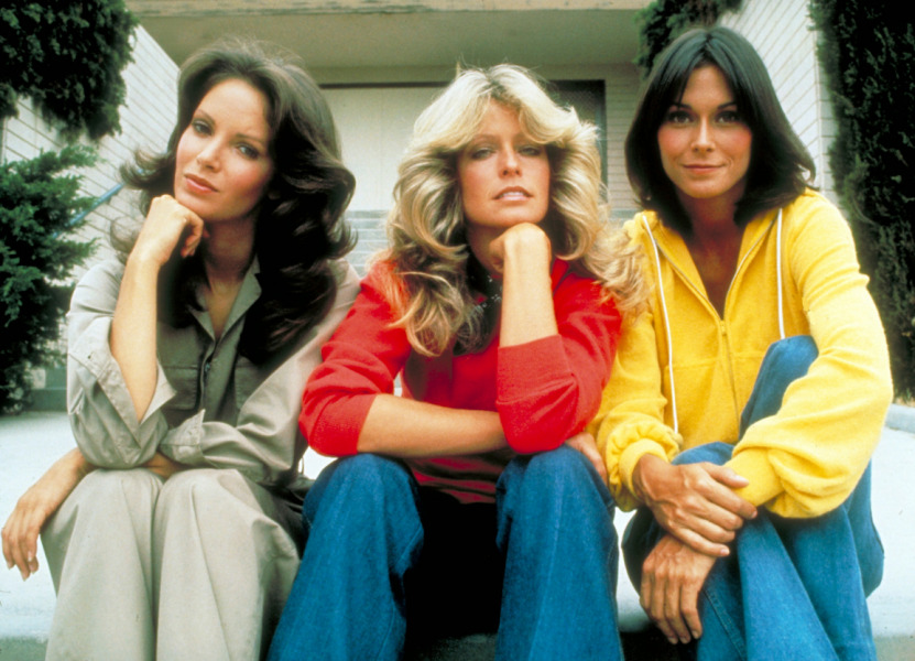 70'ler, farah fawcett, charlie'nin melekleri