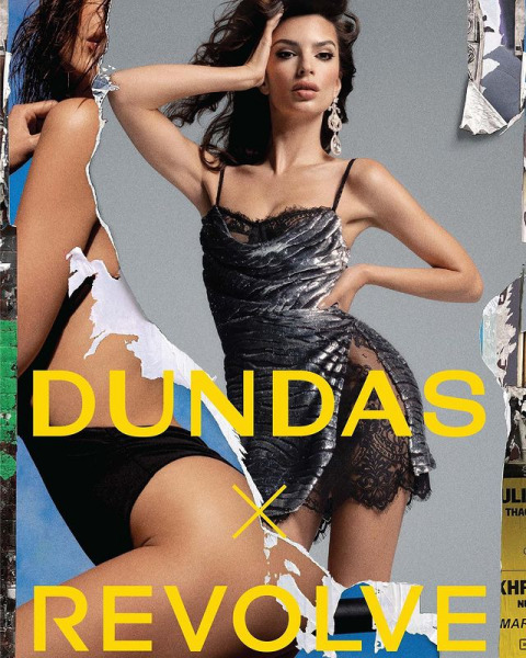 Dundas x Revolve